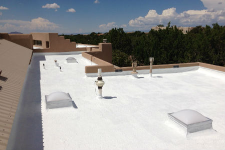 San Antonio Silicon Roof Coating Austin Roof Coating Seguin Commercial Roof Repair Corpus Christi Energy Efficient Roofing