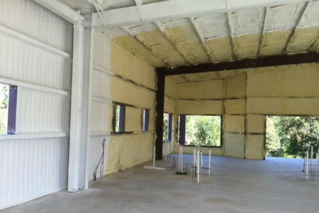 San Antonio spray foam insulation Seguin energy efficient insulation commercial insulation